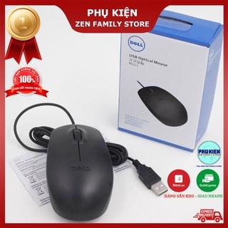 Chuột Máy Tính Có Dây Dell MS111, Dành Cho Công Việc Văn Phòng Và Gaming, Chính Hãng, Giá Rẻ, Siêu Bền Bảo Hành 12 Tháng