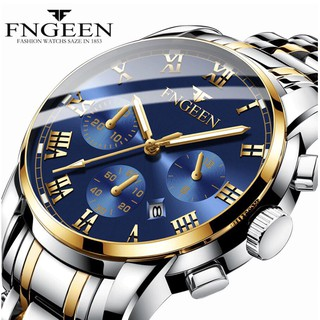 Đồng hồ nam FNGEEN FNLM mẫu mới Sang Trọng Đẳng Cắp