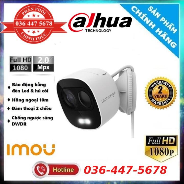 [Báo động,còi hú ] Camera c26ep ip wifi Thông Minh Imou Lechange IPC-C26EP Báo động, Âm thanh 2 chiều, Full HD 1080p