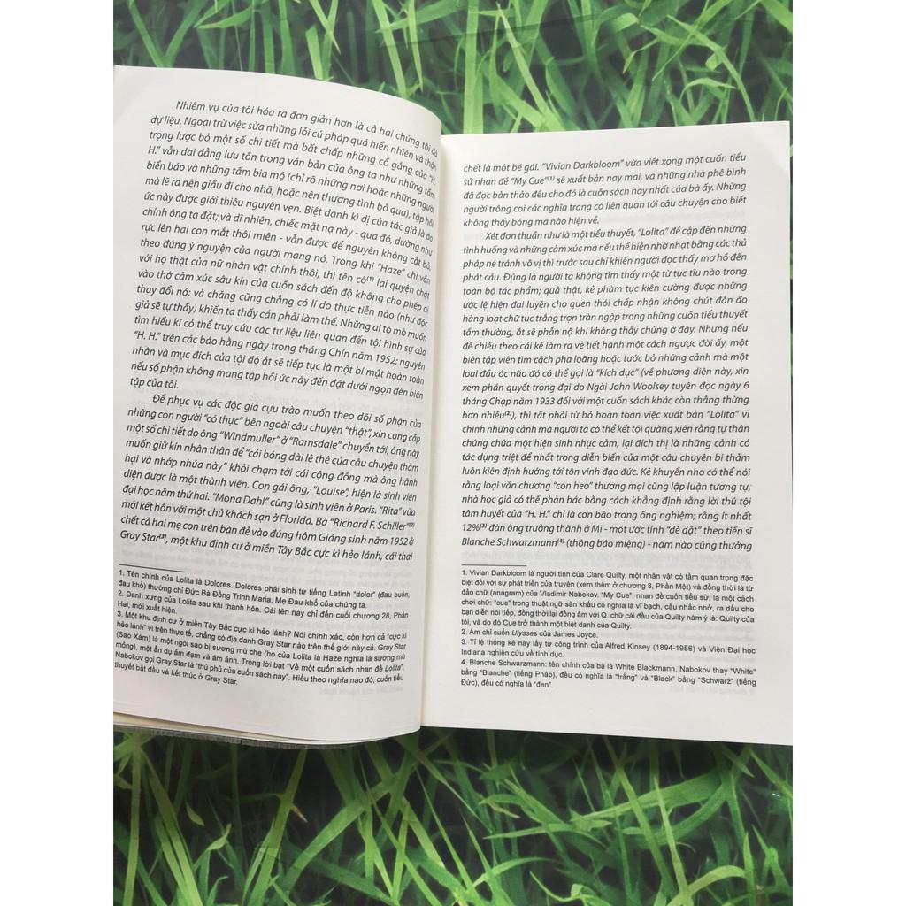 Sách - LoLiTa (Nhã Nam) Gigabook