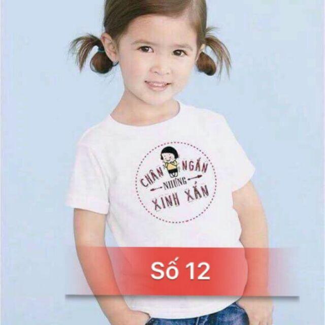 Combo 7 áo gia đình