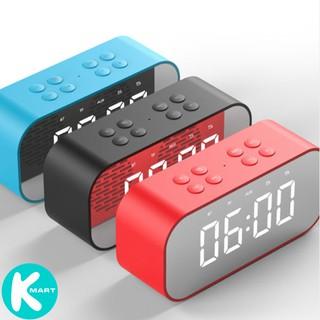 Đồng hồ để bàn kết hợp loa bluetooth AEC BT501
