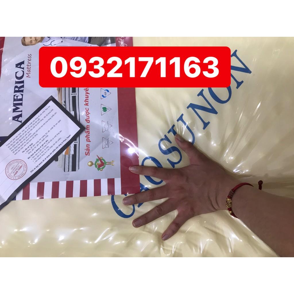 Nệm Cao Su Non Massage cao cấp dày 5cm (phân)