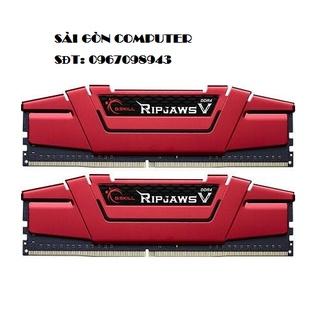 Ram G.SKILL RIPJAWS V-8GB DDR4 2800MHz-F4-2800C17D-8GVR thumbnail
