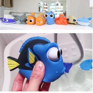 Đồ Chơi Hình Nhân Vật Finding Nemo Bằng Cao Su Mềm Cho Bé