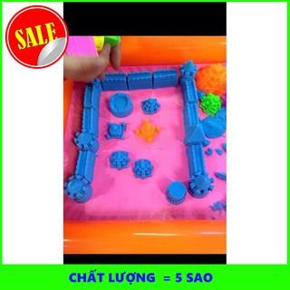 Bộ đồ chơi tạo hình cát động lực cho bé – HÀNG CHẤT LƯỢNG CAO