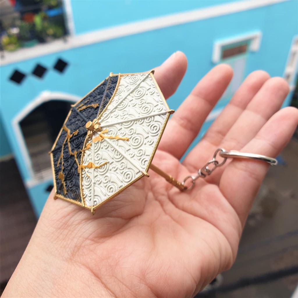 (ORDER) Móc khóa kim loại Identity V anime chibi quà tặng xinh xắn dễ thương