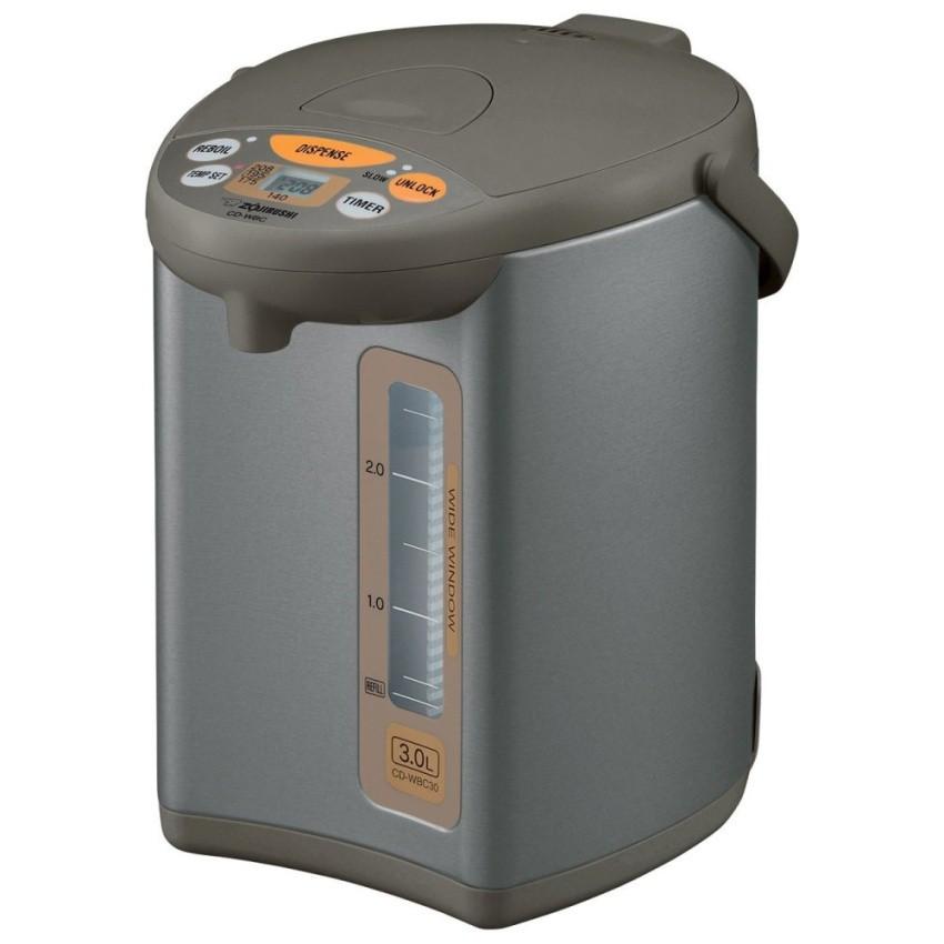 Bình thuỷ điện Zojirushi ZOBT-CD-WBQ30-TS 3L (Xám) - 2796801 , 551898595 , 322_551898595 , 2770000 , Binh-thuy-dien-Zojirushi-ZOBT-CD-WBQ30-TS-3L-Xam-322_551898595 , shopee.vn , Bình thuỷ điện Zojirushi ZOBT-CD-WBQ30-TS 3L (Xám)
