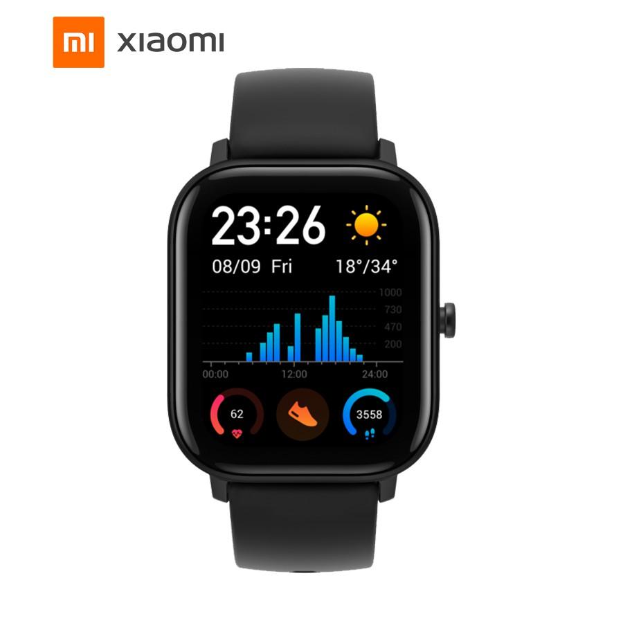 [Mã ELMAL6 giảm 6% đơn 699K] Đồng hồ thông minh Xiaomi Huami Amazfit GTS (Global Version)
