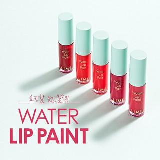 Son Nước Lâu Trôi Lime Water Lip Paint 3.5ml