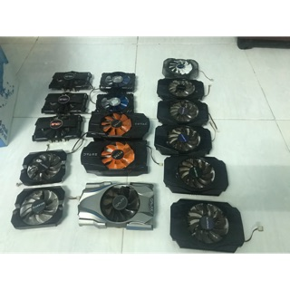 Quạt và tản nhiệt vga gt730,gt630,gt440,r7 240,gtx650,gtx750