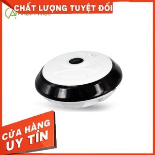 Camera Mini Không Dây 360 Độ 200w Pixel 1080p Kết Nối Wifi – Hàng nhập khẩu