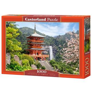 Xếp hình Seiganto-Ji Temple, Japan 1000 mảnh CASTORLAND