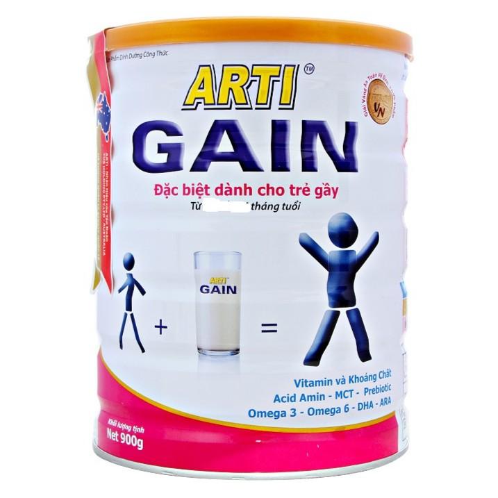 Sữa bột Arti Gain 900g - 2880896 , 81259405 , 322_81259405 , 189000 , Sua-bot-Arti-Gain-900g-322_81259405 , shopee.vn , Sữa bột Arti Gain 900g