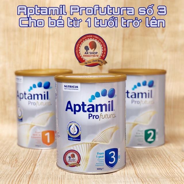 Sữa Aptamil Úc số 3 (aptamil profutura mẫu mới) hàng chính hãng Úc