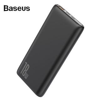 Hình ảnh Sạc dự phòng Baseus 18W 10000mAh tốc độ nhanh kết nối cổng USB3.0 cho iPhone Xiaomi-0