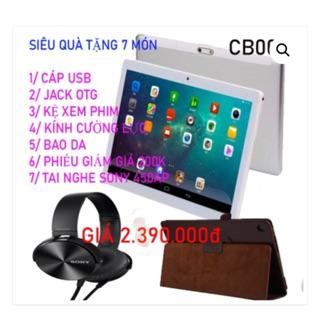 Máy tính bảng Samsung tablet As888 tặng tai nghe Hphone Sony
