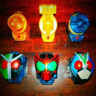 Vật Phẩm Astro Switch Đặc Biệt – Kamen Rider Fourze