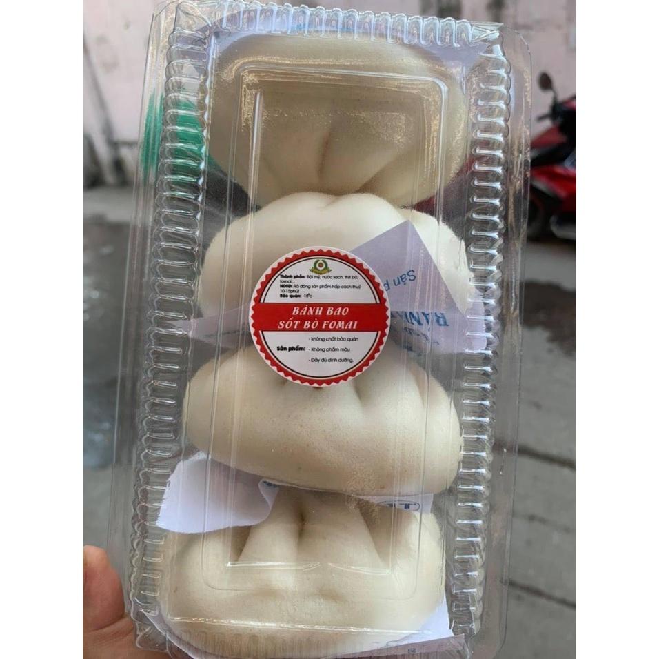 Bánh bao bò phô mai (1 sét 4 cái)