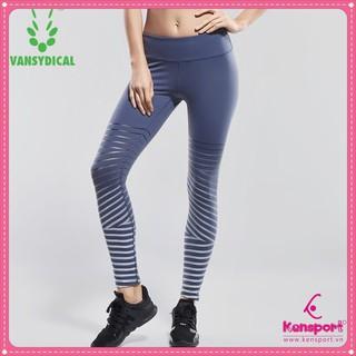 Quần dài Legging thể thao nữ Snake (Đồ Tập Gym,Yoga) I Cửa Hàng Việt Nam Kensport