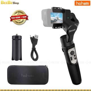 Hohem ISteady Pro 3 - Gimbal Chống Rung Cho GoPro Hero, Camera Action, Chuẩn Chống Nước IPX4, Hoạt Động 12 Giờ, Kết Nối thumbnail