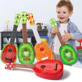 Đàn guitar hình hoa quả cho bé