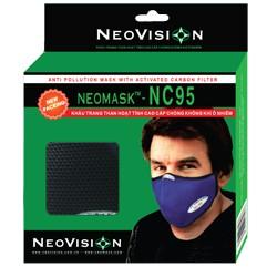 Khẩu trang than hoạt tính NeoVision Neomask NC95 - 3481506 , 850269903 , 322_850269903 , 60000 , Khau-trang-than-hoat-tinh-NeoVision-Neomask-NC95-322_850269903 , shopee.vn , Khẩu trang than hoạt tính NeoVision Neomask NC95
