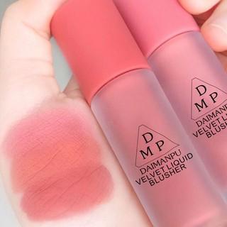 Má hồng dạng kem DMP Velvet Liquid Blusher Siêu Xinh thumbnail