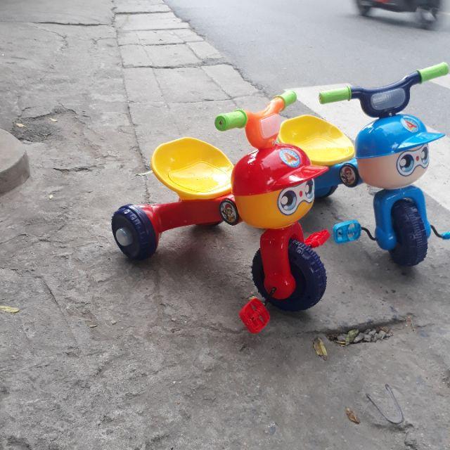Xe đạp 3 bánh con Kiến – Bò giá sỉ