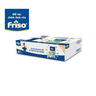 Thùng sữa bột pha sẵn Friso 110ml thumbnail