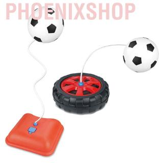 Phoenixshop Soccer Ball Trainer Football Training Exercise Practicing Tool Child Sport Toy
