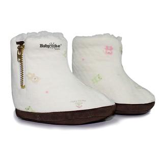 Giày boot dây kéo Babyone SS0979- HELLO BB