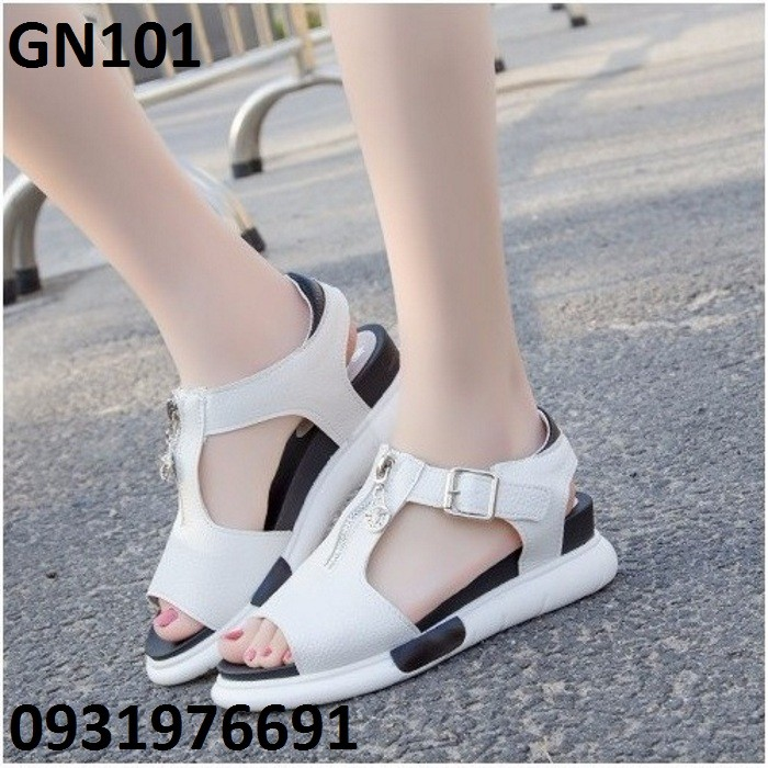 Giày Sandal nữ cao cấp - GN101 - 2823868 , 72324512 , 322_72324512 , 245000 , Giay-Sandal-nu-cao-cap-GN101-322_72324512 , shopee.vn , Giày Sandal nữ cao cấp - GN101