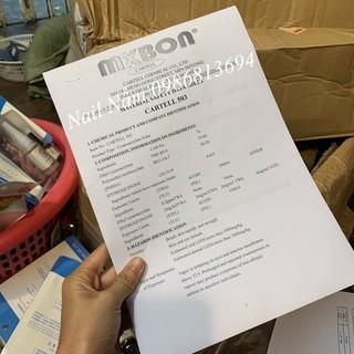 [Chính hãng] Keo mxbon gắn đá phụ kiện làm móng siêu chắc - hàng chính hãng YDD 4