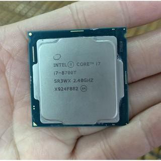bộ vi xử lý-CPU INTEL core i7 8700T thế hệ thứ 8