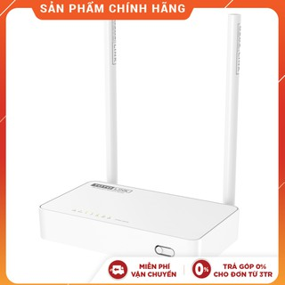 [NEW] Router Wi-Fi Băng chuẩn N 300Mbps-N350RT-TOTOLINK