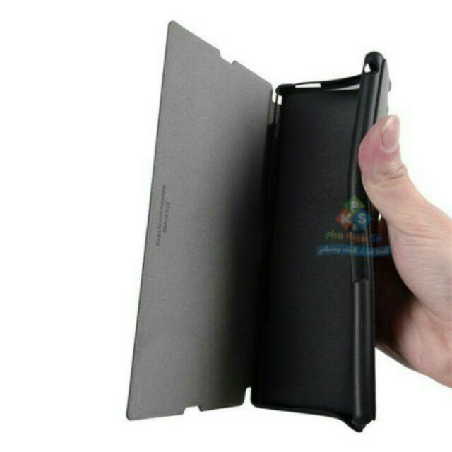 Bao da FIB color cho điện thoại Sony XA unltra / C6