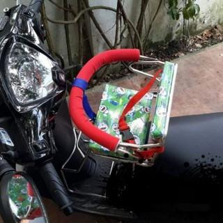 Ghế ngồi xe máy cho bé xe Vision – Click
