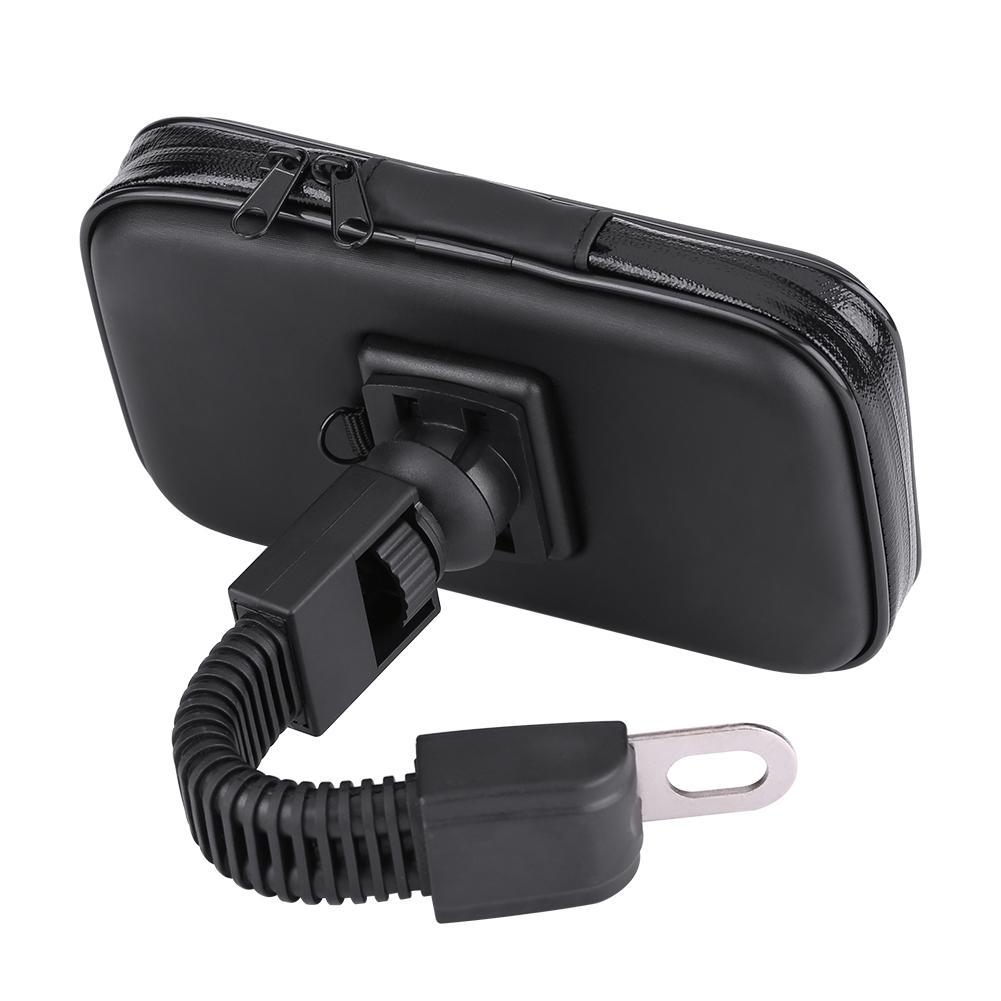 Túi đỡ điện thoại chống nước tiện dụng trên xe mô tô