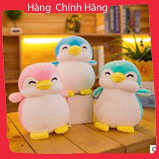 [Giảm giá] Gấu bông chim cánh cụt chỉ còn màu xanh 20 cm