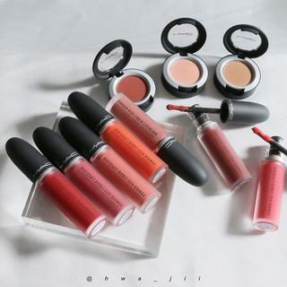Son Kem Lì MAC Powder Kiss Liquid Lipcolour, Son Mac Kem, Son Kem Mac Lì thumbnail