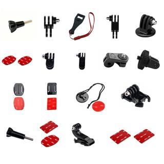Phụ kiện đồng giá 10k cho camera hành động GoPro, Sjcam, Yi Action, Osmo Action