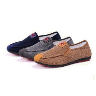 [HCM] Giày lười nam (có 3 màu)