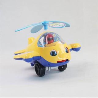 Đồ chơi xe đẩy máy bay trực thăng