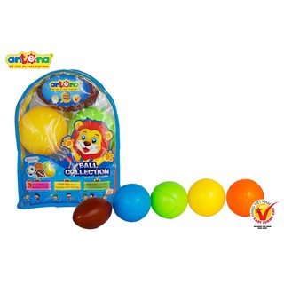 Bộ 5 bóng Ball Collection – ANTONA