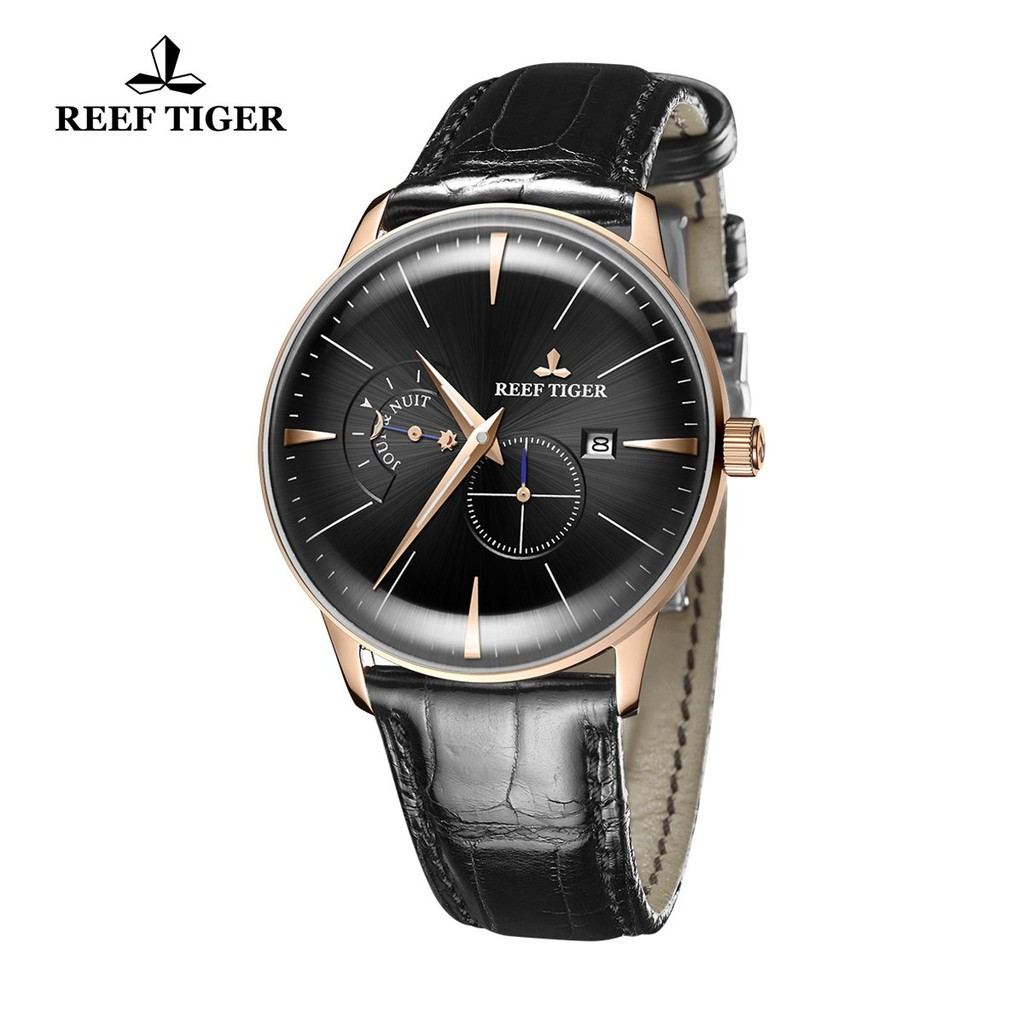 Đồng Hồ Cơ Nam Reef Tiger Classic Heritor - RGA8238-YBB
