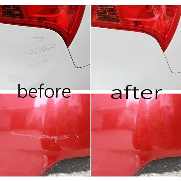 Sáp xoá vết xước ô tô xe máy - Tẩy mờ vết xước sơn xe công nghệ Mỹ