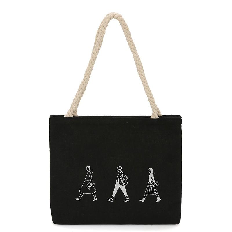 Túi toke thời trang đeo vai đựng sách vở thoải mái