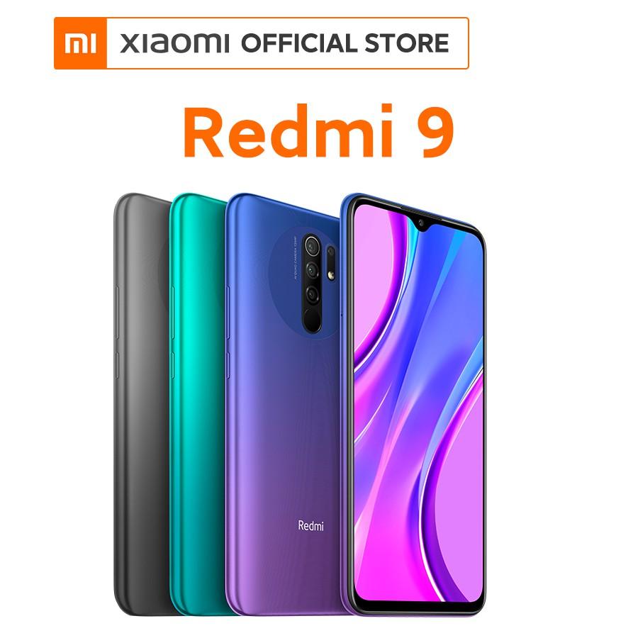 Điện Thoại Xiaomi Redmi 9 3GB/32GB Hàng Chính Hãng BH 18 tháng