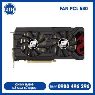 FAN PCL RX 570, 580 Rồng Đỏ Chính hãng đã qua sử dụng thumbnail
